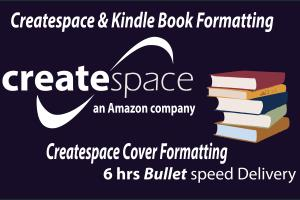 Portfolio for Ebook Formatting. Createspace,Kindle.etc