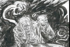 Portfolio for Illustrator comic artist