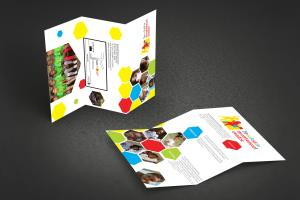 Portfolio for Artist and Creative graphic designer