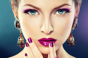 Portfolio for Fashion Retouching