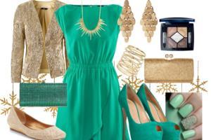 Portfolio for Fashion Clothes Collages