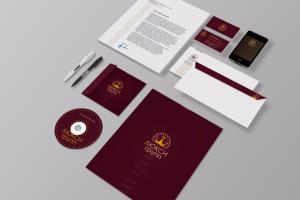 Portfolio for Graphic Design, Corporate Design