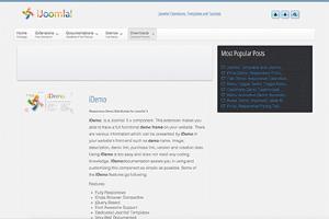 eCommerce Joomla! web design/development
