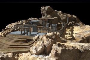 Portfolio for 3D Environment for Game