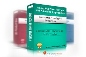 Portfolio for Customer Insight Program (CIP)