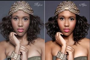 Portfolio for Image artist/ retoucher