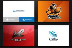 Portfolio for Logo Design & Brand Design