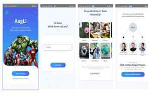 Portfolio for Cross Platform Mobile Applications