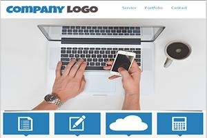 Portfolio for Designing MailChimp Email Template