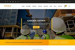 Portfolio for web design,  wordpress developer