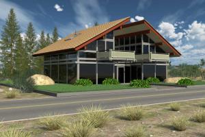 Portfolio for Architectural Rendering custom modeling