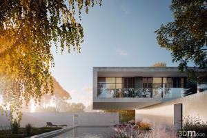 Portfolio for Architectural 3d-visualisation
