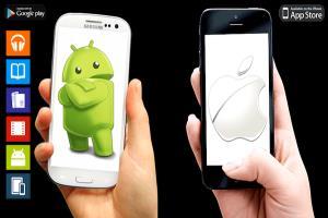 Portfolio for Mobile Apps Developer (iOS & Android)
