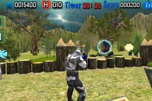 Portfolio for Mobile Games Developement