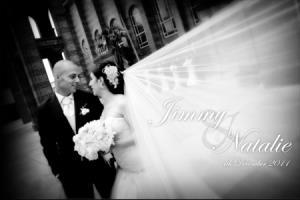 Portfolio for wedding album designer & image editor.