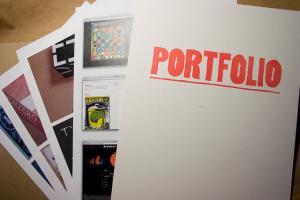 Portfolio for Marketing consultant