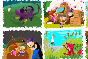 Portfolio for Digital art for educational apps