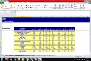 Portfolio for Financial Expert