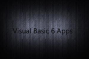Portfolio for Visual Basic 6