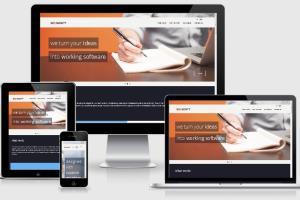 Portfolio for PSD (or AI) to responsive HTML5/CSS3