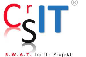 Portfolio for Escalation project manager CRITSIT-PM