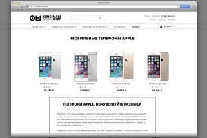 Portfolio for Create websites