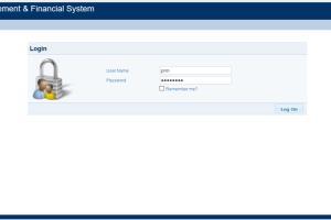 Portfolio for Software Design & Development, Database