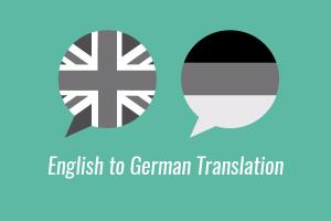 Portfolio for German Translation