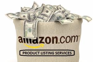 Portfolio for Amazon & Ebay product listing specialist
