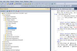 Portfolio for Database Design & Development