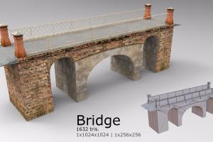 Portfolio for 3D modelling for games