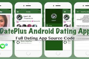 DatePlus Pro Dating App Android