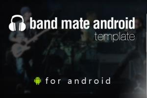 Bandmate Android App
