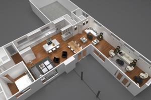 Portfolio for 3D Modeling Sketchup