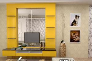 Portfolio for Interior Design of Apartement