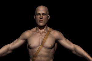 Portfolio for 3D Characters for Games & 3D Printing.