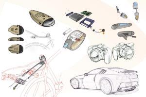 Portfolio for Industrial Designer CAD and FAB