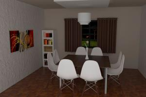 Portfolio for 3D modelling and rendering