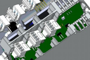 Portfolio for PCB layout, making 3D model boards