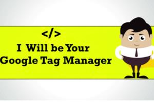 Portfolio for I will be your Google Tag Manager
