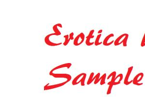 Portfolio for Steamy Erotica and Creative Ghost Writer