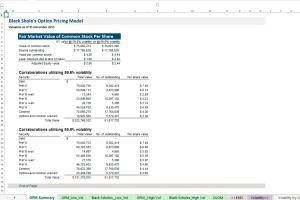 Portfolio for Inventory Spreadsheet Excel Programming