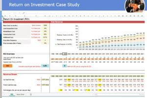 Return on Investment Case Study