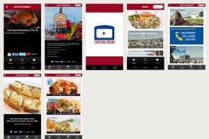 Portfolio for Mobile / Tablet Apps development