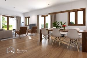 Portfolio for Architecture, Interior Design and 3D Vis