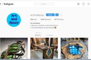 Portfolio for Instagram Maven