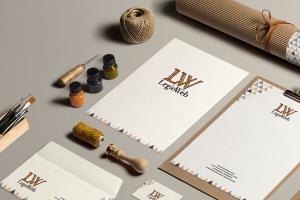 Portfolio for Develop a Corporate Identy