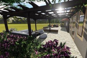Portfolio for Landscape engineer