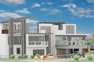 Portfolio for Architect and 3d CAD designer