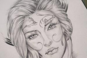 Portfolio for Tattoo design